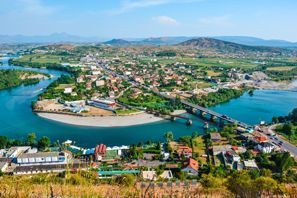 Ubytování Shkodra, Albánsko