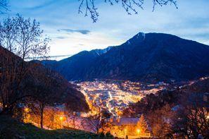Ubytování Andorra La Vella, Andorra