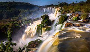 Ubytování Iguazu, Argentína