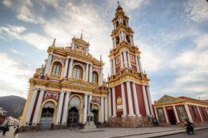 Ubytování Salta, Argentína