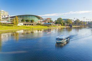 Ubytování Adelaide, Austrália