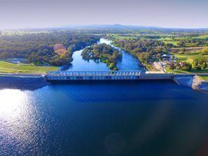 Ubytování Albury, Austrália