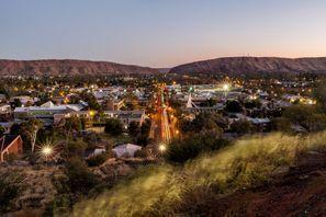 Ubytování Alice Springs, Austrália