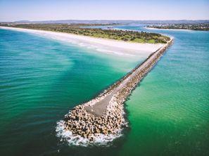 Ubytování Ballina, Austrália