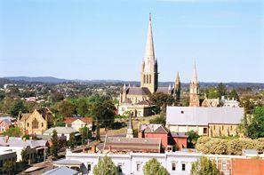 Ubytování Bendigo, Austrália