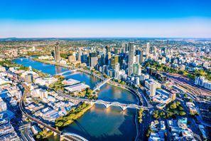 Ubytování Brisbane, Austrália