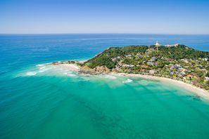 Ubytování Byron Bay, Austrália