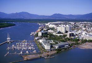 Ubytování Cairns, Austrália