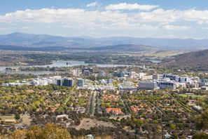 Ubytování Canberra, Austrália