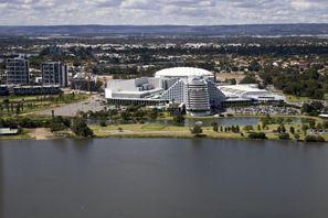 Ubytování Casino, Austrália