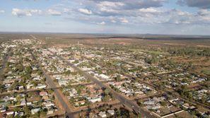 Ubytování Cobar, Austrália