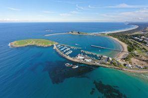 Ubytování Coffs Harbour, Austrália