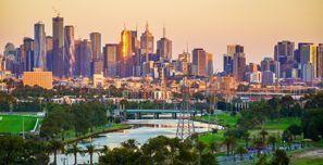 Ubytování Footscray, Austrália
