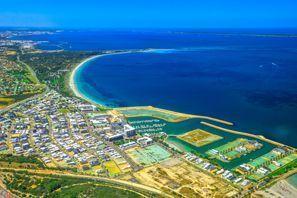 Ubytování Fremantle, Austrália