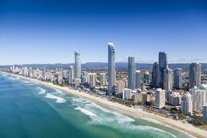Ubytování Gold Coast, Austrália