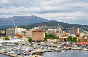 Ubytování Hobart, Austrália