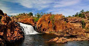 Ubytování Katherine, Austrália