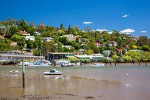 Ubytování Launceston, Austrália