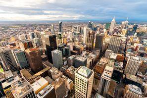 Ubytování Melbourne, Austrália