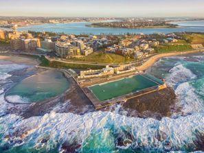 Ubytování Newcastle, Austrália