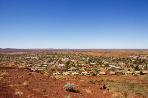 Ubytování Newman, Austrália