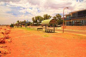 Ubytování Onslow, Austrália