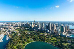 Ubytování Parramatta, Austrália