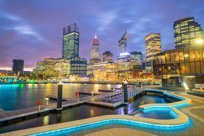 Ubytování Perth, Austrália
