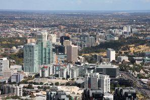 Ubytování South Melbourne, Austrália