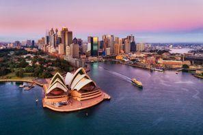 Ubytování Sydney, Austrália