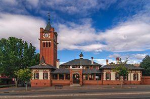 Ubytování Wagga Wagga, Austrália