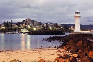 Ubytování Wollongong, Austrália