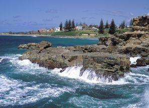 Ubytování Yamba, Austrália