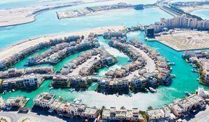 Ubytování Amwaj Island, Bahrain