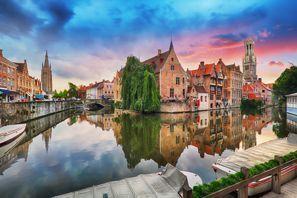 Ubytování Bruges, Belgicko