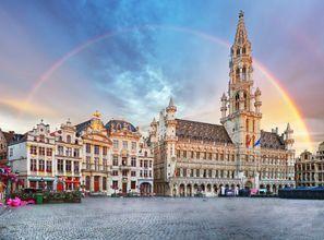 Ubytování Brussels, Belgicko