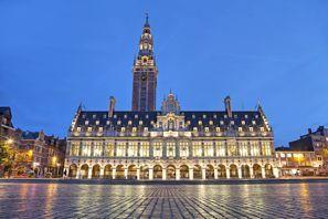 Ubytování Leuven, Belgicko