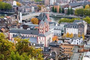 Ubytování Liege, Belgicko