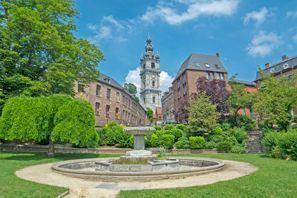 Ubytování Mons, Belgicko