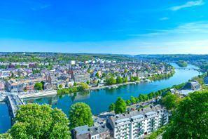 Ubytování Namur, Belgicko
