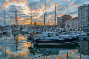 Ubytování Oostendee, Belgicko