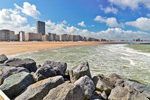 Ubytování Ostend, Belgicko