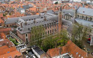 Ubytování Tournai, Belgicko