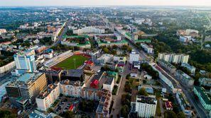 Ubytování Mogilev, Bielorusko