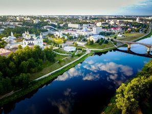 Ubytování Vitebsk, Bielorusko