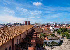 Ubytování Santa Cruz, Bolívia