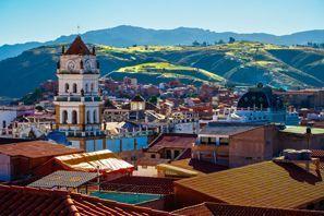 Ubytování Sucre, Bolívia