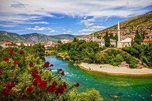 Ubytování Mostar, Bosna