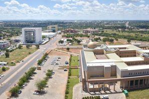 Ubytování Gaborone, Botsvana