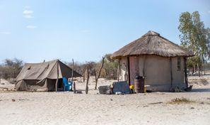 Ubytování Maun, Botsvana
